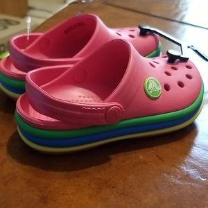 Crocs Size c8